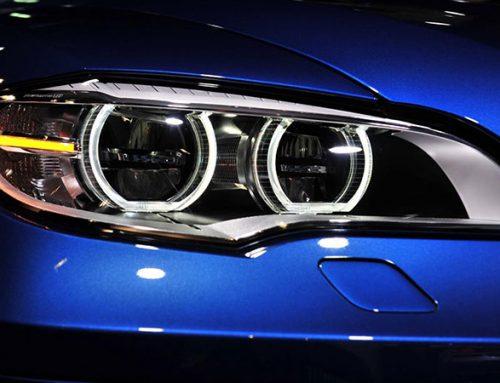 BMW LED Headlights
