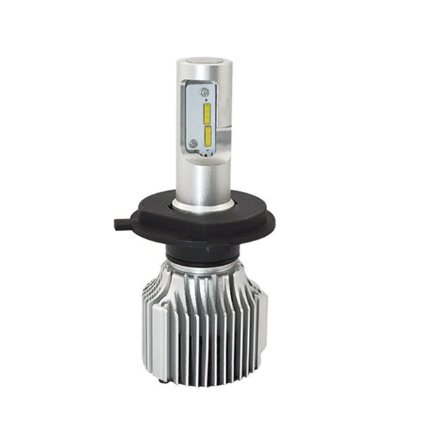 Best H4 LED headlight bulb Flip chip for Car 36W 4000lm