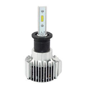 En parlak H3 LED far değiştirme ampulü 12V 4000lm üreticisi