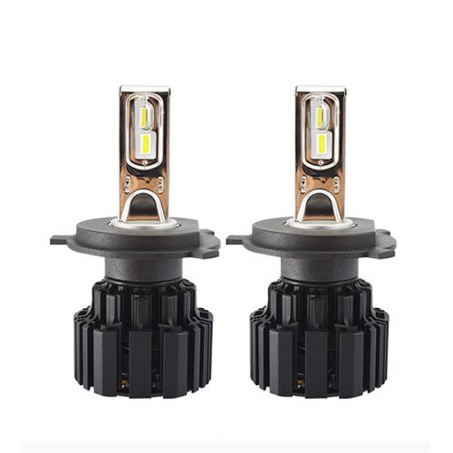 H4 LED light bulb 50w 6800 lumen 100w 13600 lumen with Cree chips