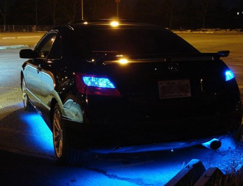 Updating Your Car To LED Lights While Maintenance