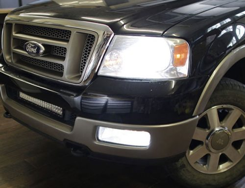 Ford LED Headlight Replacement Bulb For Car