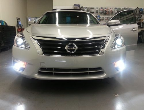 Wholesale Nissan Car LED Headlights