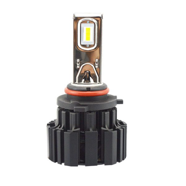 Brightest 50w automotive 9006 HB4 LED headlight bulb for replacement
