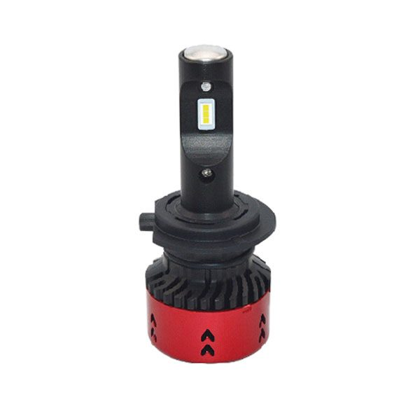 Compact 12V 35w car LED headlight H7 replacement bulb for wholesale