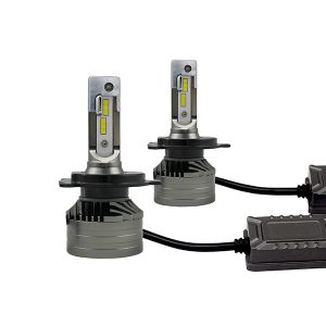 35w 5000lm H4 led headlight all in one conversion kit with double beam