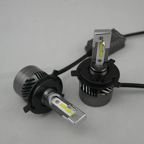 4000lm 9004 car led headlight 26W dual beam fog light with turbo fan