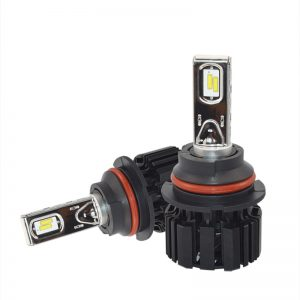9004 50w high power led car headlight kit brightest 6800lm double beam