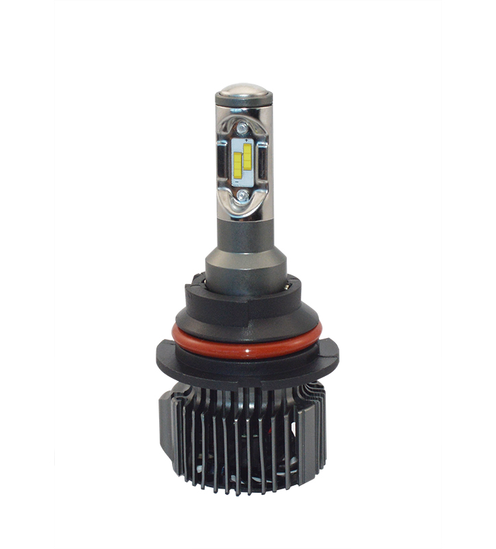 9007 LED Replacement Headlight Bulb For Car 4200LM 36W 6000K Two Beam