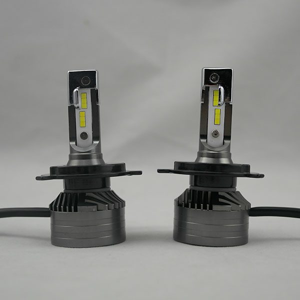 9007 new design OEM led car head light 1 year warranty 5000lm 35w