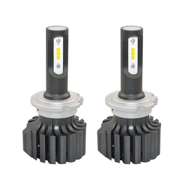 D3 36W 4000lm 6000k auto dipped LED headlight high low beam mini size