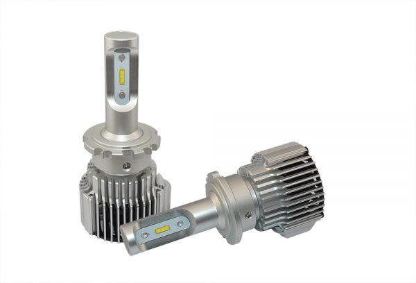 D3 LED driving light headlight kits automotive 12-24V DC 4000lm 6000K