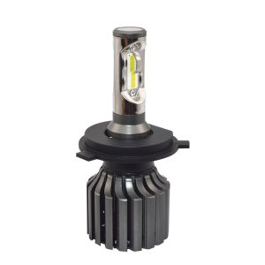 Economic CSP LED headlight dual beam h4 car auto bulb 36W 4000lm