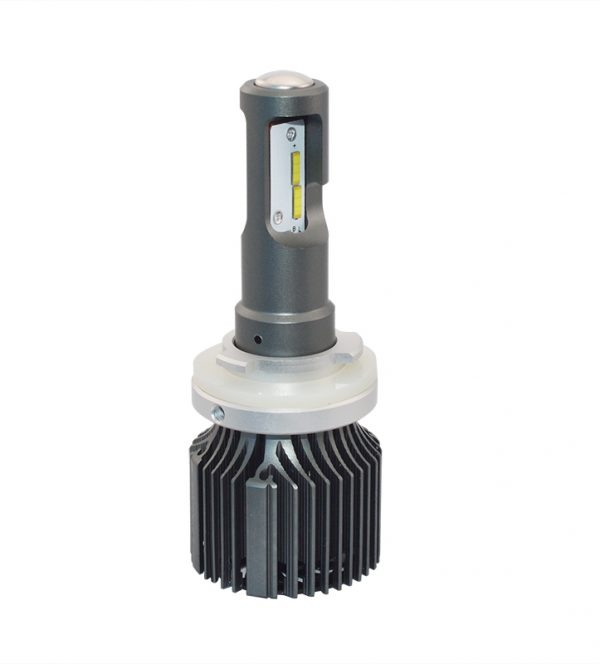 Flip chip H16 led headlamp IP68 white 6000K 72w 8400 lumen per set