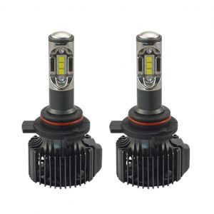 Free sample 9012 auto LED front lighting system headlight 36W 4000lm