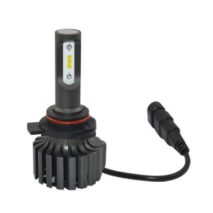 Good heat radiation 9012 4000lm canbus LED car headlight without fan