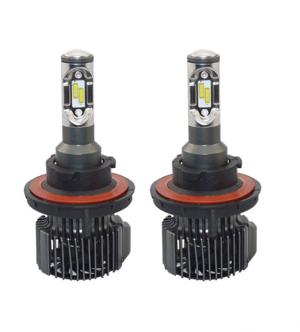 H13 Osram LED headlight 4200lm 36W double beam with super silent fan