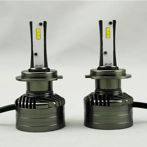 H7 SEOUL CSP car led headlight bulb 35W 5000lm 12V 24V 3000k 4300K 6000K