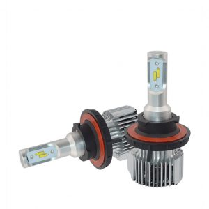 Plug and play H13 36W 6000K 4000lm auto LED headlight bulb waterproof