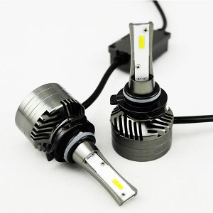 SAE standard HB4 9006 automobile LED headlamp bulb 4000lm 26W 6000K