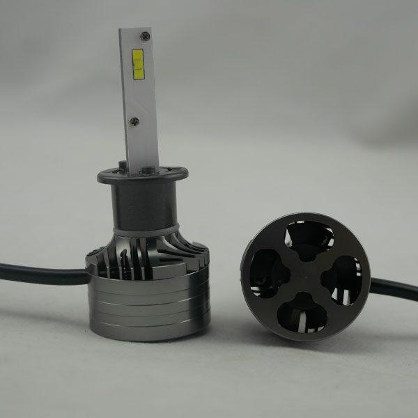 Super bright 35w 5000lm 9012 led headlight replace halogen xenon bulb