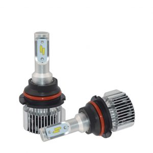 high brightness waterproof 36w 4000lm 9004 led car headlight dual beam